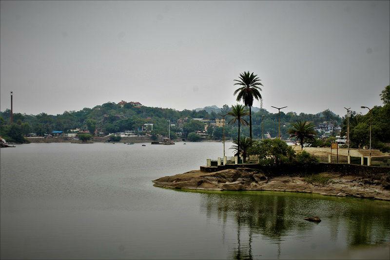 Nakki lake Mount Abu Rajasthan