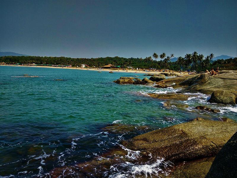 agonda beach south goa