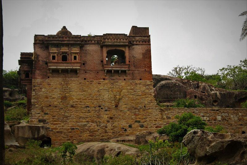 Achalgarh Fort Mount Abu Rajasthan