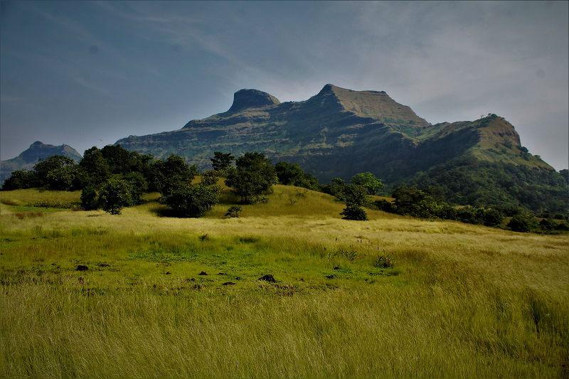 Andharban Jungle trek route views
