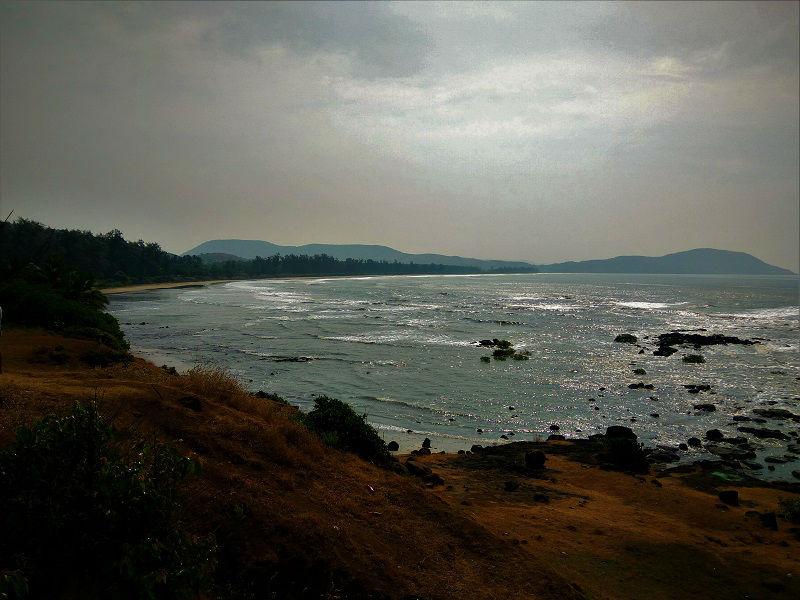 Aravi Beach near Pune