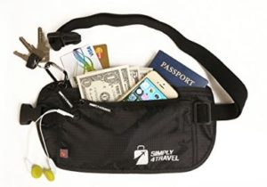 Best Money Belt with RFID Blocking essential travel items