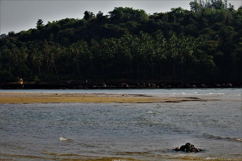 Betul beach south goa