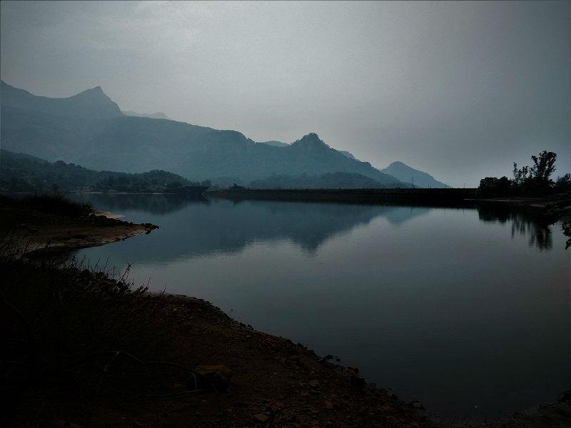 Bhira dam Andharban Jungle trek end point
