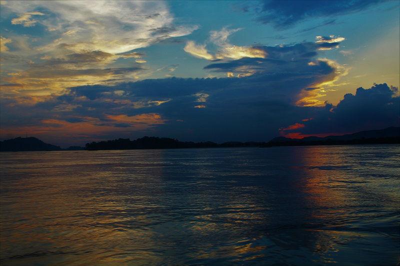 Brahmaputra River Guwahati Assam 1