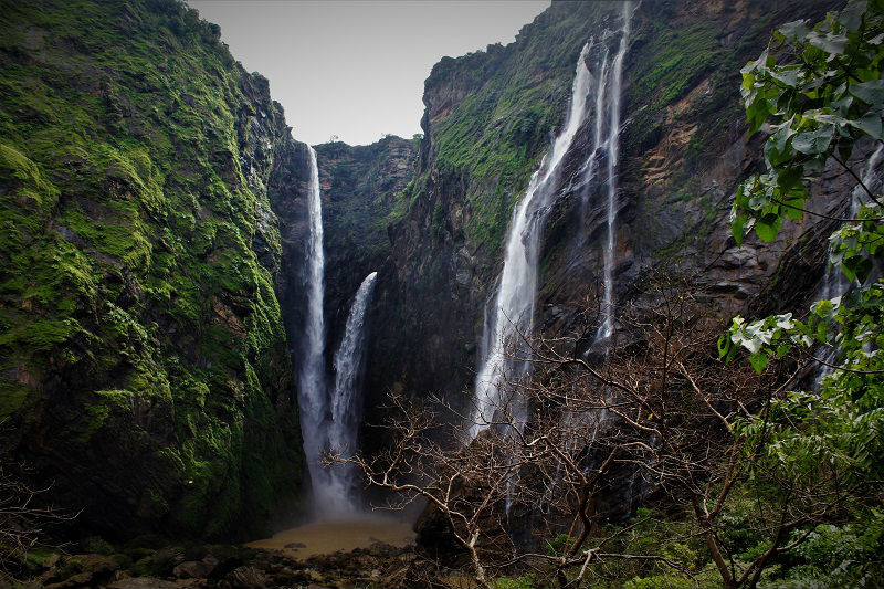 Breathtaking Jog Falls Karnataka