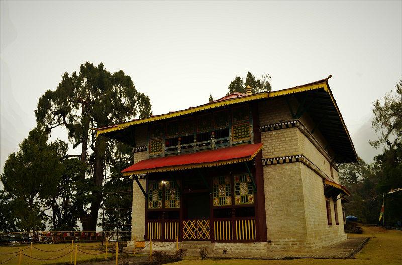 Dubdi Monastery Yuksom Sikkim