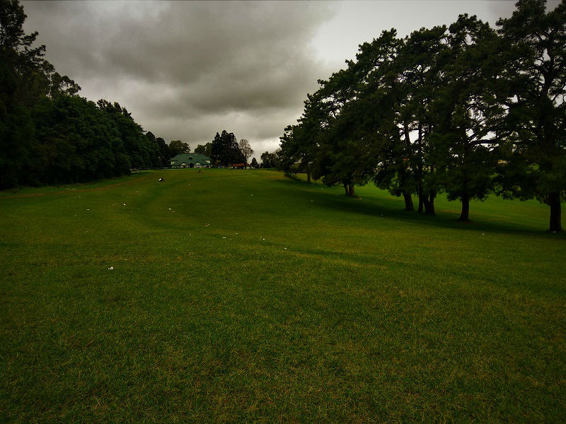 Golf course Shillong Meghalaya