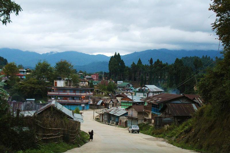 Hapoli Ziro Valley Arunachal Pradesh