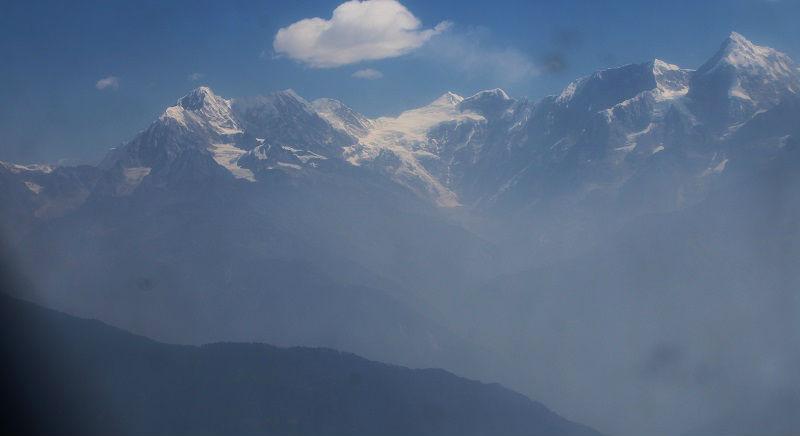 Highest peak Everest Base Camp trek