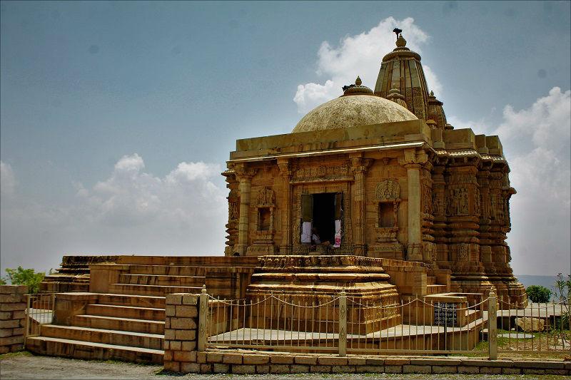 Jain Temple Chittorgarh Fort rajasthan
