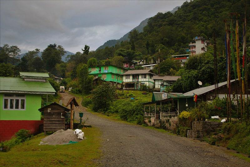 Kanchenjunga National Park entry Yuksom Sikkim