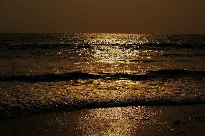 Kudle Beach Gokarna Karnataka