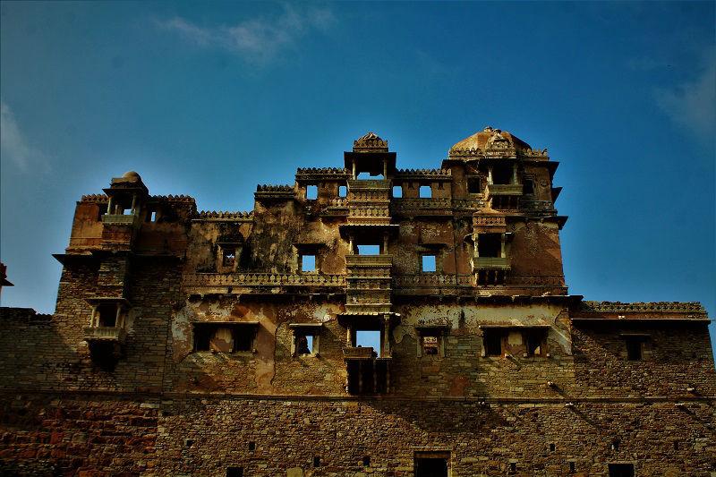 Kumbha Palace Chittorgarh Fort Rajasthan