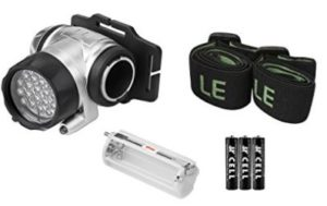 LE Headlamp LED essential travel items