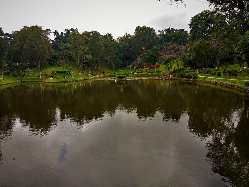 Lake at Shillong