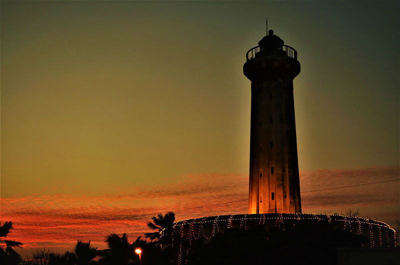 Lighthouse at Puducherry