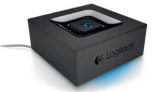 Logitech Bluetooth Audio Receiver essential travel items
