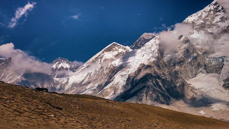 Mt everest Everest Base Camp trek