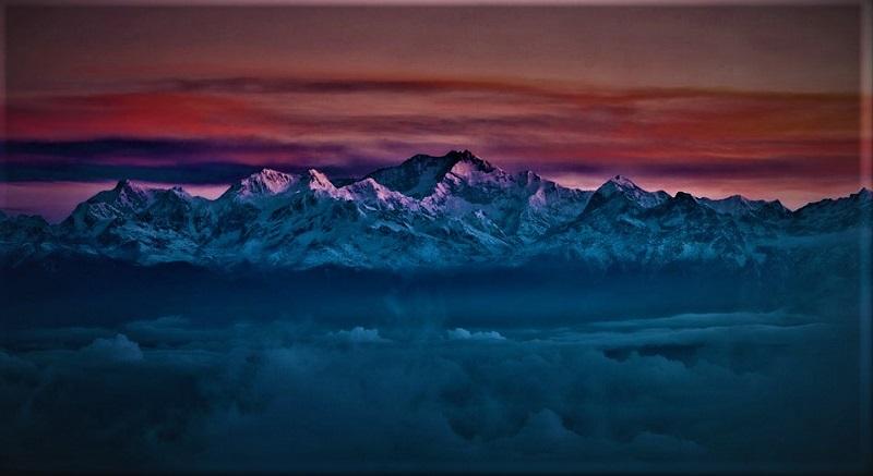Mt kanchejunga places to visit in Darjeeling