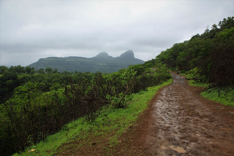 Muddy Rajmachi fort trek