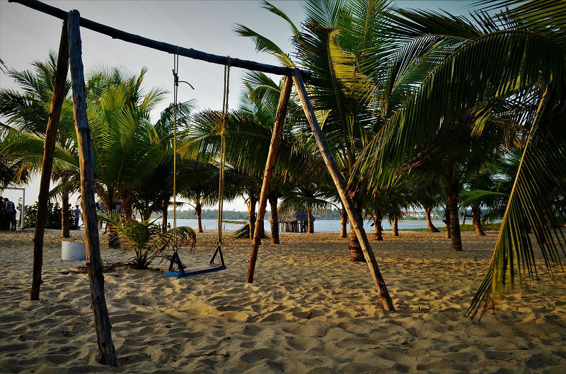 Paradise Beach Puducherry
