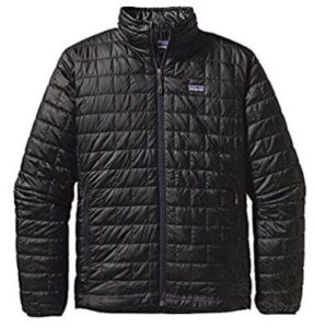 Patagonia Nano Puff Jacket essential travel items