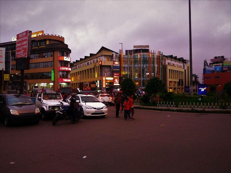 Police Bazaar Shillong Meghalaya