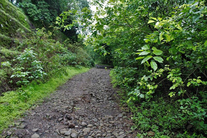 Rajmachi Fort Trek Route