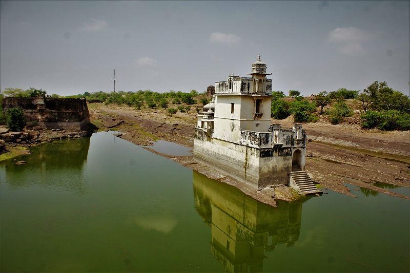 Rani Padmavati Water Palace Chittorgarh Fort