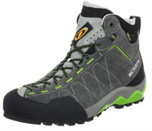 Scarpa Tech Ascent GTX Approach Boot essential travel items