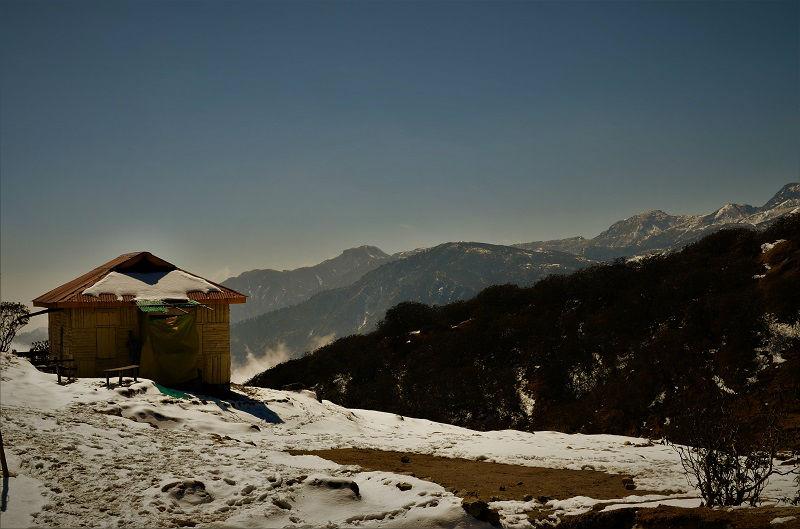 Stay Place Goechala Trek Yuksom Sikkim