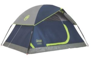 Sundome 2 Person Tent essential travel items