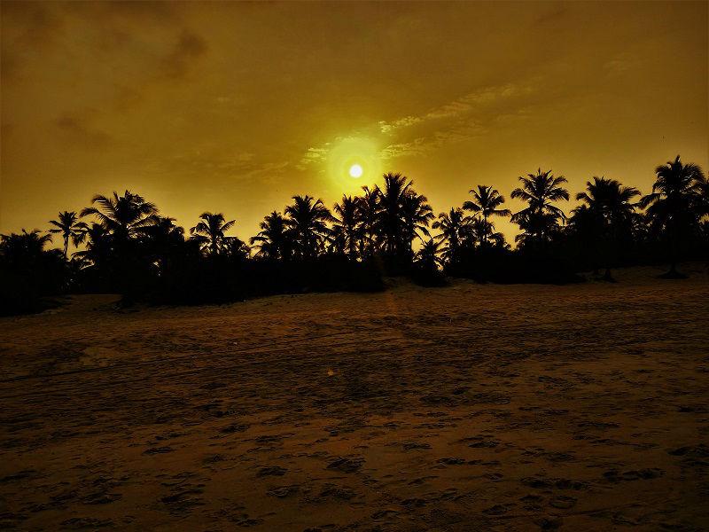 Sunrise view Gokarna