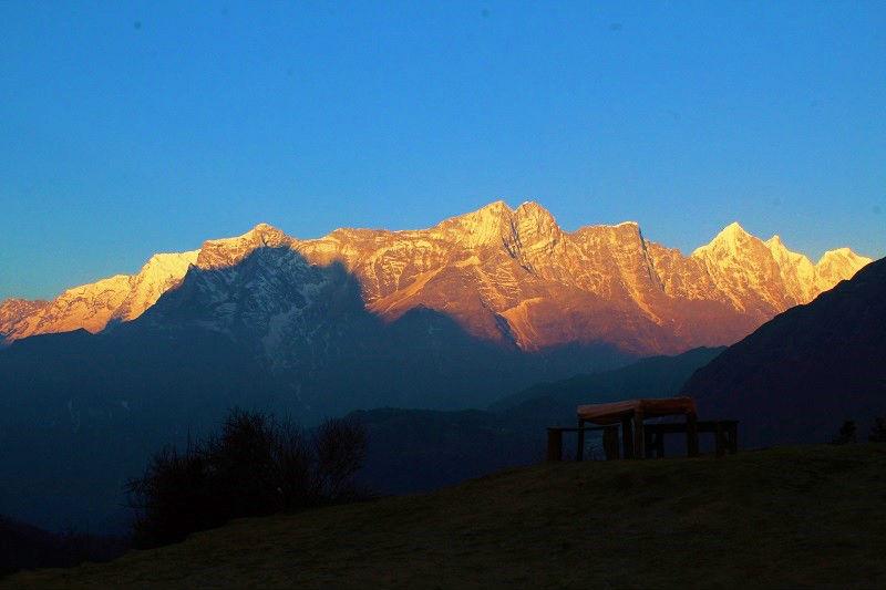 Tyengboche Everest Base Camp trek