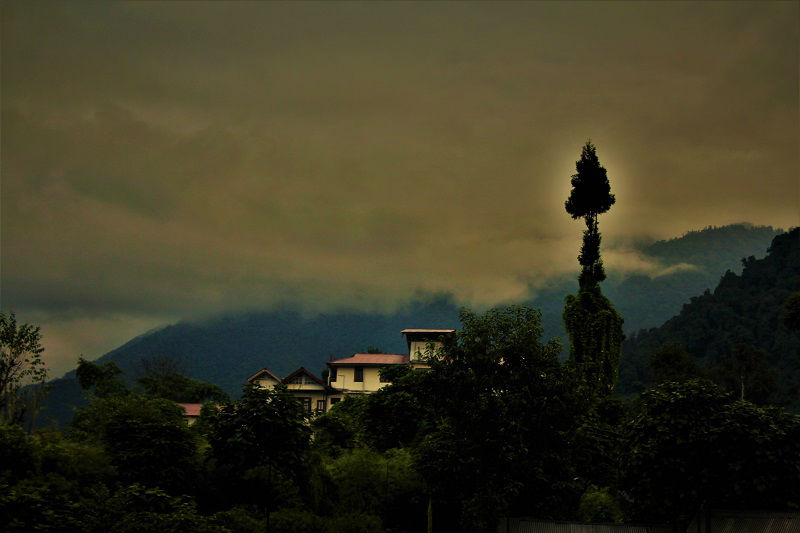 Views from Yuksom Sikkim