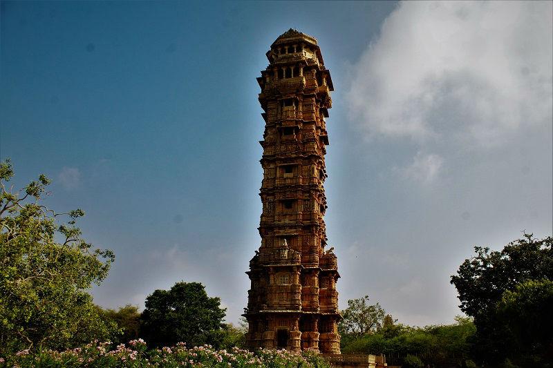 Vijay Stambh Chittorgarh Fort