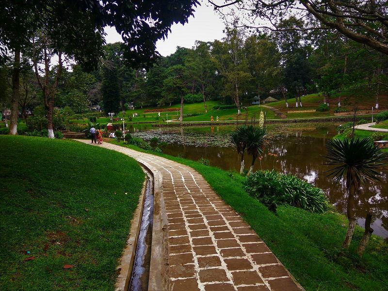 Ward'd Lake Shillong