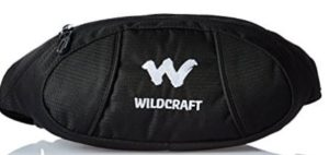 Wildcraft Black Money BELT essential travel items