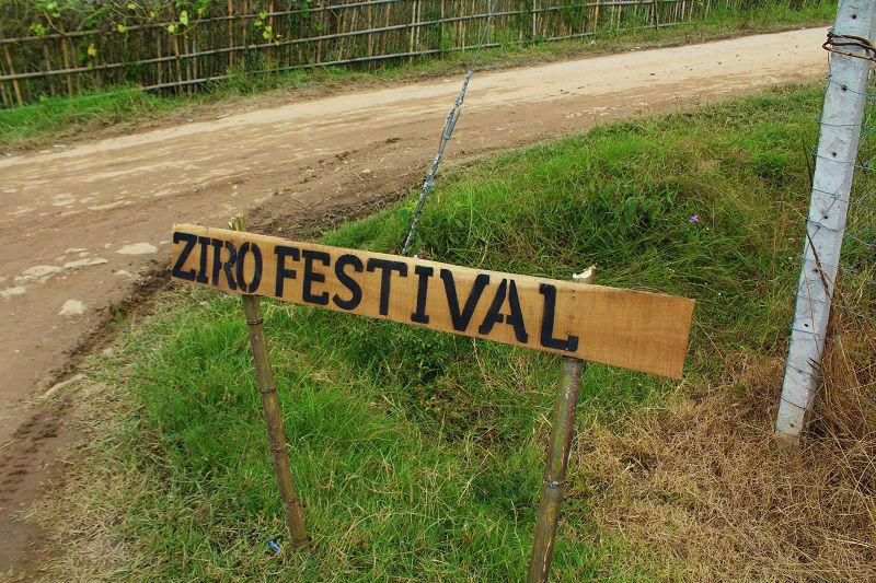 Ziro festival Ziro Valley Arunachal Pradesh