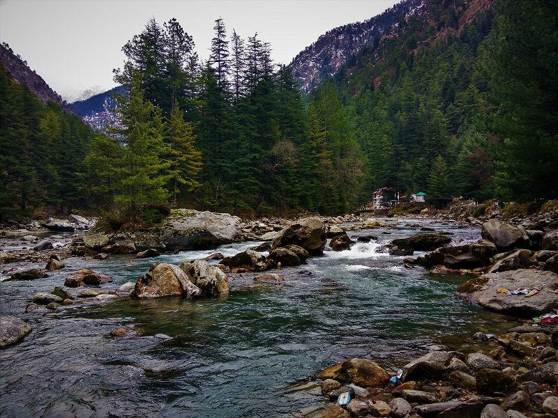 amazing Parvati valley Kasol Himachal