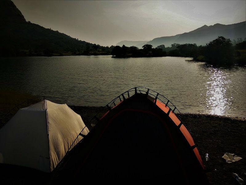 camping Pimpri dam Andharban Jungle trek Start Point