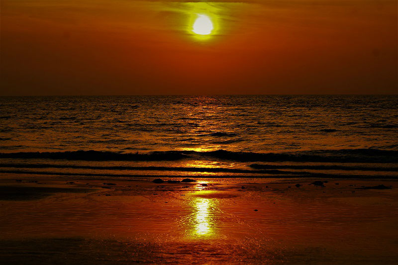 cavelossim beach south goa
