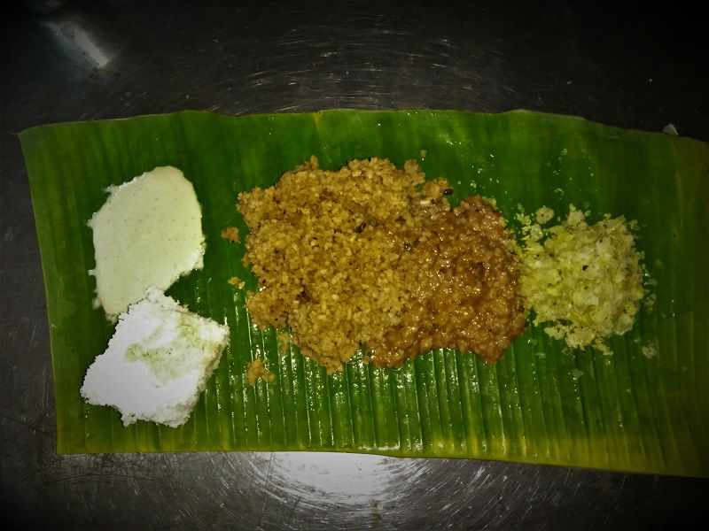 delicious food Dodda Mane Agumbe