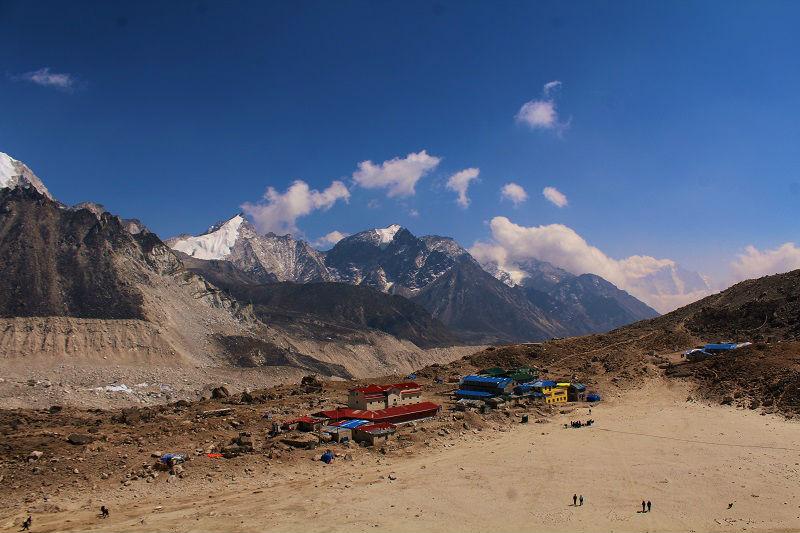 gorakshep Everest Base Camp trek
