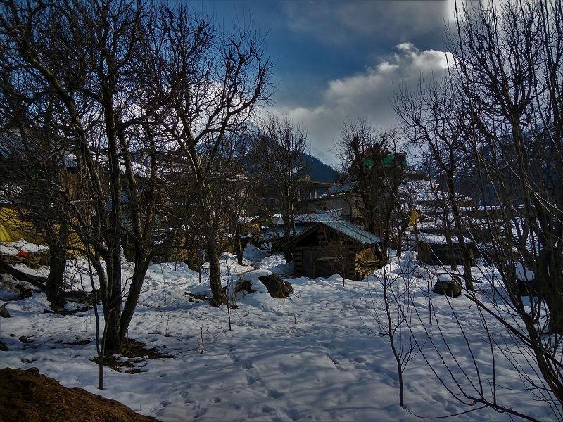 houses Tosh himachal pradesh