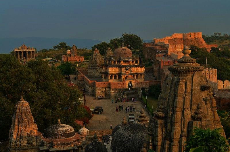 temples kumbhalgarh Fort