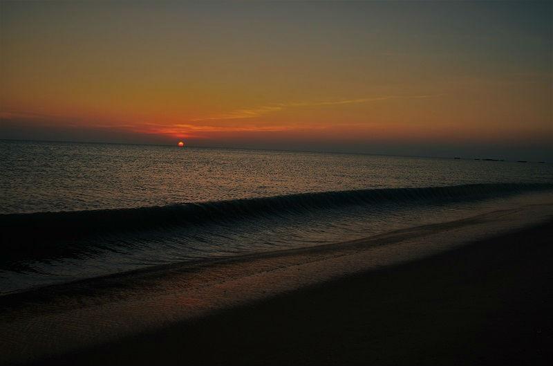 Varca beach south Goa