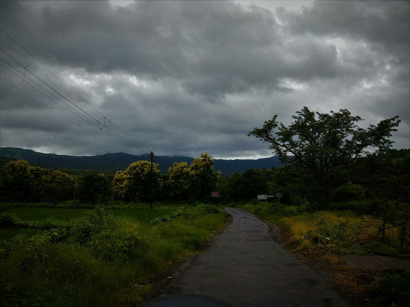 Amazing Route to Torna From Pune