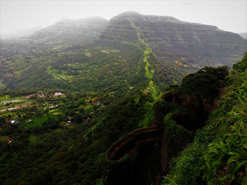 Amazing Tikona Fort